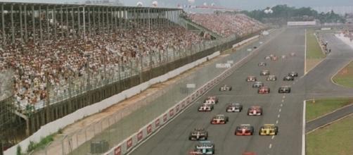 Autódromo de Jacarepaguá: palco do automobilismo no Brasil até a década de 90 (Foto: ESPN)