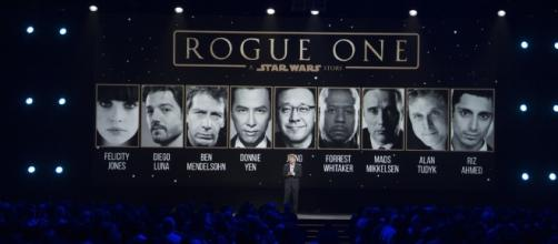D23 Expo: Donnie Yen, Diego Luna and Forest Whitaker join Rogue ... - nerdreactor.com