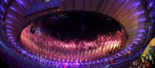 Espectacular inauguración de los Juegos Olímpicos Brasil 2016