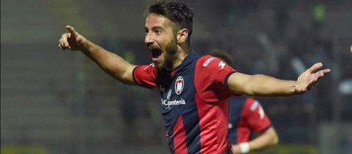 Gian Marco Ferrari, difensore del Crotone.