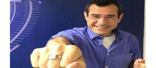 Jornalista Arnaldo Duran, da TV Record