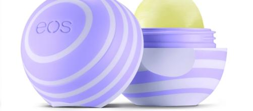 Lip balm hacks you never knew existed and must try. Image courtesy of EOS.