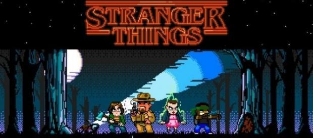 Criadores de Stranger Things querem game 8-bit