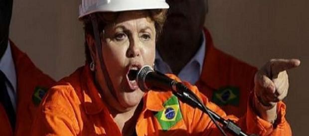 Dilma diz que a Petrobras será privatizada pelo governo Temer
