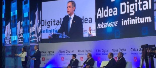 El Jefe de gobierno Miguel Ángel Mancera se refirió al evento como el mayor de inclusión digital en el mundo