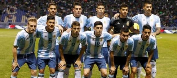 Juegos Olímpicos Río 2016. Seleccionado argentino de fútbol Sub-23