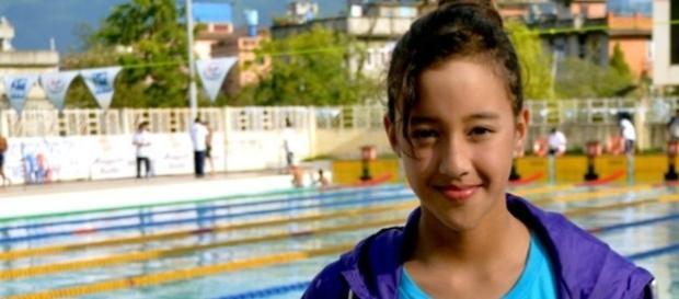 La deportista más joven en Río 2016