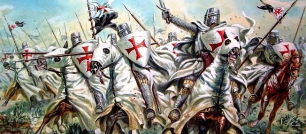 Las cruzadas y los Caballeros de la Orden del Temple