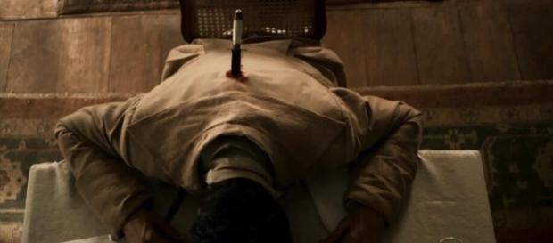 Rubião é morto por Anitta no final de Liberdade, Liberdade