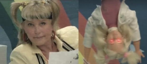 Xuxa mostrou que leva tudo na brincadeira (Divulgação/NetFlix)