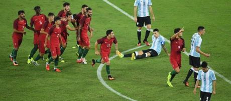 Portugal procura a segunda vitória nos Jogos Olímpicos