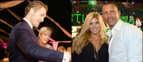 Celebrities who've recently dated WWE superstars - therichest.com