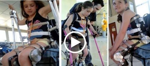 Con l'esoscheletro Daniela potrà tornare a camminare – 3nz.it - 3nz.it