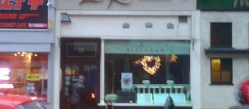 Esplosione nel ristorante italiano La Riviera a Glasgow