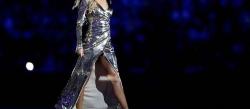 Gisele desfila na abertura dos jogos Olímpicos 2016