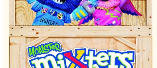 """""""Monster Mixters"""" are a new original series by Build-A-Bear Workshop. / Photo via Barbara Bermudez, Ketchum PR. Used with permission."""