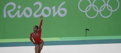 Simone Biles will go for gymnastics gold at the 2016 Rio Olympics beginning on Aug. 7. Fernando Frazão/Wikimedia Commons
