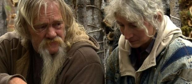 'Alaskan Bush People': Billy and Amy Brown at a crossroads. Photo: Blasting News Library Discovery Channel via ABC...go.com