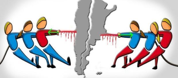 Argentina con rumbo peligrosamente incierto