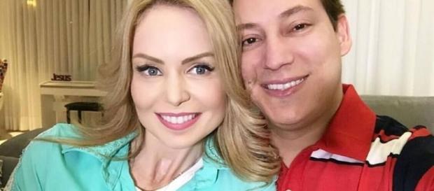 Bianca Toledo volta a acusar o marido