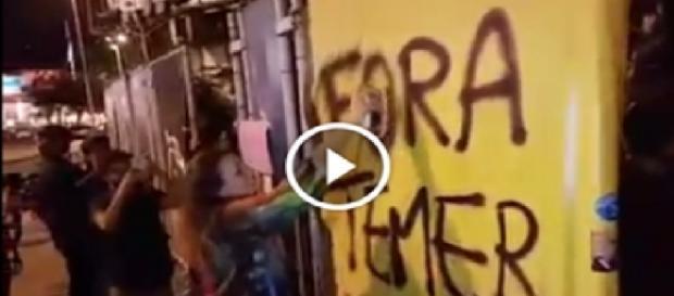 Deputada Comunista ensina a pichar o Rio de Janeiro