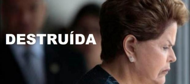 Dilma é destruída por delações surpreendentes