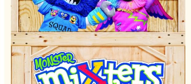 """Monster Mixters"" are a new original series by Build-A-Bear Workshop. / Photo via Barbara Bermudez, Ketchum PR. Used with permission."