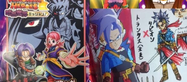 Portada del nuevo manga y conjunto de fusiones impactantes
