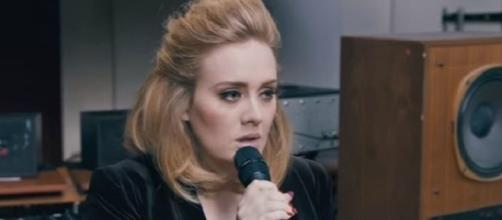 Adele may be halftime act-Photo by YouTube/Vevo