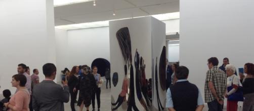 Anish Kapoor en el Museo Universitario de Arte Contemporáneo