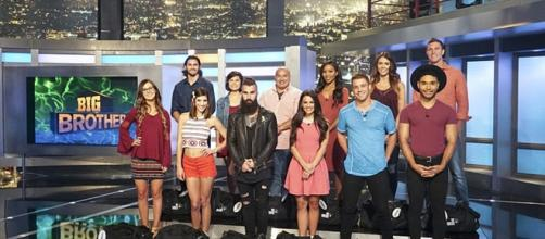 Big Brother 18 Spoilers HoH Week 2: Paulie Wins HoH Competition ... - bigbrotherus.com