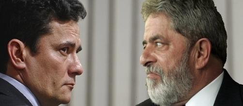 Com o avanço das investigações, Lula, fica desorientado e não aceita ser julgado por Sérgio Moro