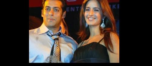Katrina Kaif and Salman Khan reunite (Image source: en.wikipedia.org)