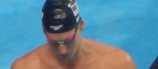 Swimmer Chase Kalisz added a silver to Team USA's Rio 2016 medal count on day one. Chan-Fan/Wikimedia Commons