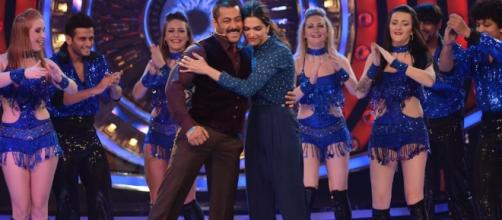 When Salman Khan And Deepika Padukone Simply Stole Away Bigg Boss ... - gossipticket.com