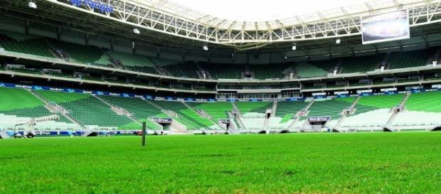 Allianz Parque receberá mais de 30 mil pessoas