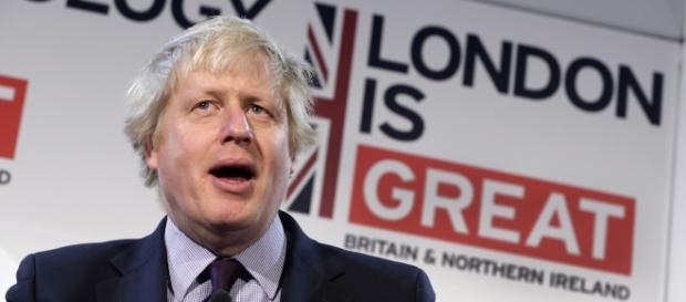 Boris Johnson, susţinătorul ieşirii Mariii Britanii din UE