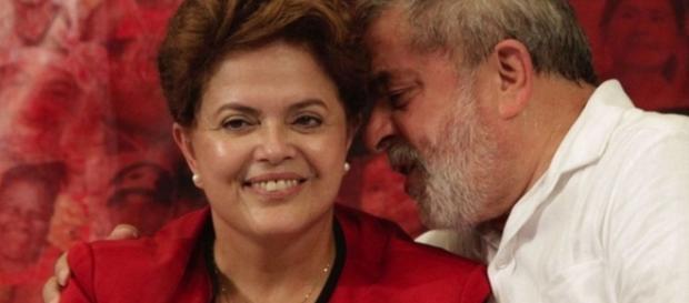 Dilma e Lula - Foto/Divulgação