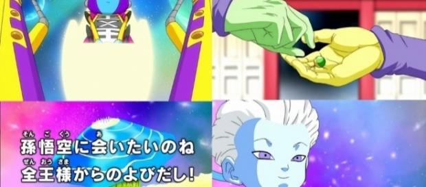 Imagenes ineditas del avance episodio 55