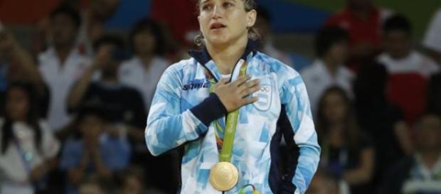 Paula Pareto se convirtió en la primera deportista argentina en adjudicarse dos medallas olímpicas en disciplinas individuales (Beijing y Río)