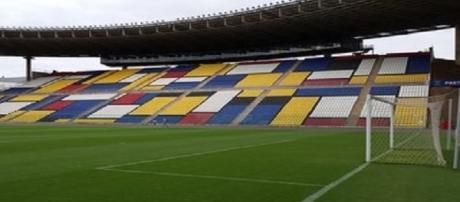 Estádio de Cariacica receberá duelo entre Fluminense e América-MG pelo Brasileiro no próximo domingo (Foto: Sidney Magno Novo/GE)