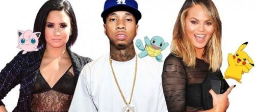 10 Celebrities That Are Obsessed With Pokemon Go | MY CIIN - myciin.com