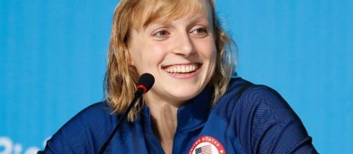American swimmer Katie Ledecky won gold and set a world record in the 400m free on Aug. 7 at the Rio Olympic Games. Agencia Brasil Fotografias/Flickr