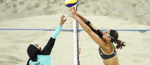 Beach Volley: Egitto - Germania, un incontro fra culture