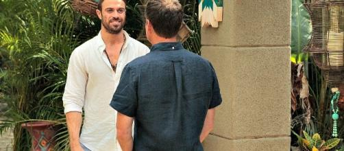 Chris Harrison Reveals What Really Went Down With Chad Johnson on ... - glamour.com