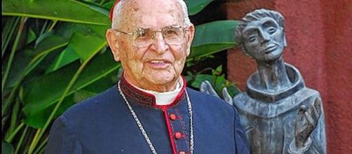 Dom Paulo Evaristo Arns celebrou recentemente 50 anos de episcopado