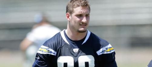 How Did Joey Bosa Look at Rookie Mini Camp? | San Diego Chargers - chargers.com