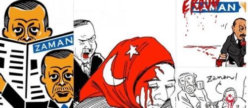 Le rédacteur en chef de Zaman France est l'objet de menaces virulentes