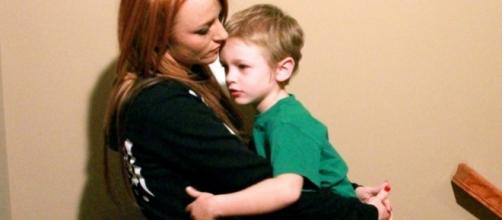 Maci Bookout Defends Spanking Son Bentley After Being Maci ... - usmagazine.com