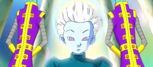 Nuevo Personaje de Dragon Ball super